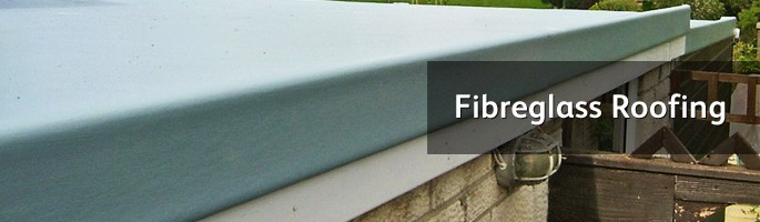 Fibreglass roof Glasgow