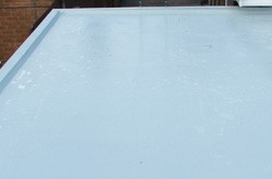 Quality fibreglass roofing